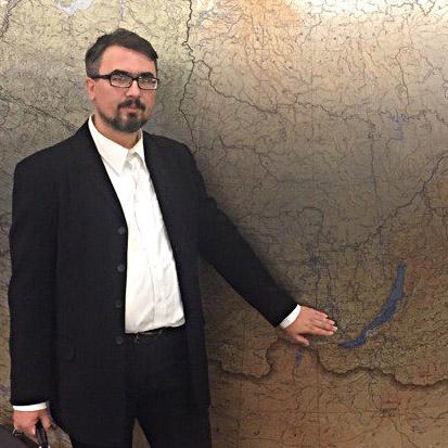 Артем Ермаков, историк